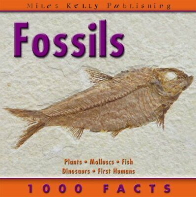 Fossils (1000 Facts on.) by Pellant, Chris Paperback Book The Cheap Fast Free