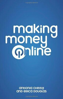 Making Money Online by Erica Douglas Book The Cheap Fast Free Post