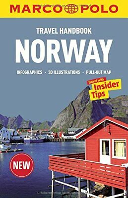 Norway Marco Polo Travel Handbook (Marco Polo Travel Guide) (Ma... by Marco Polo