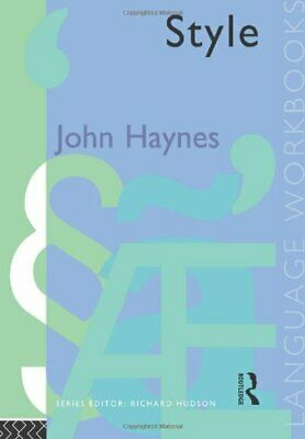 Style (Language Workbooks) by Haynes, John Paperback Book The Cheap Fast Free