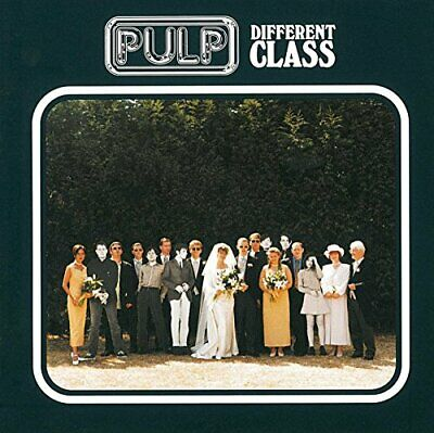 Pulp - Different Class - Pulp CD 8PVG The Cheap Fast Free Post The Cheap Fast