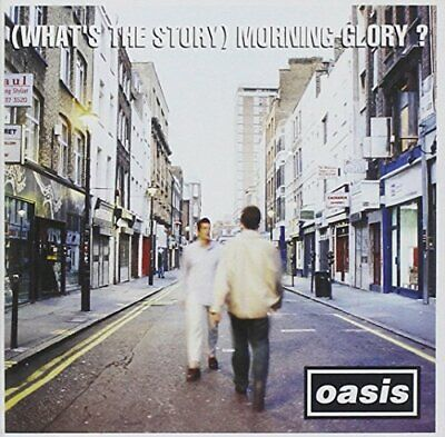 Oasis - [What S the Story] Morning Glo - Oasis CD ZZVG The Cheap Fast Free Post