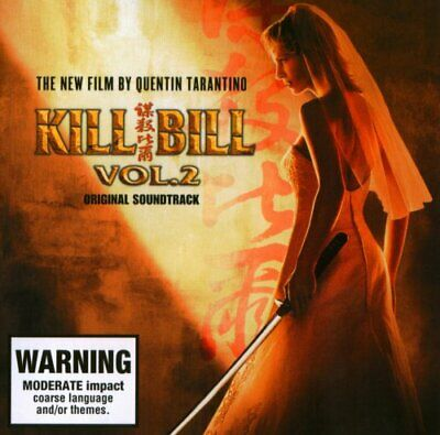 Various - Kill Bill Vol 2 (OST) - Various CD MUVG The Cheap Fast Free Post The