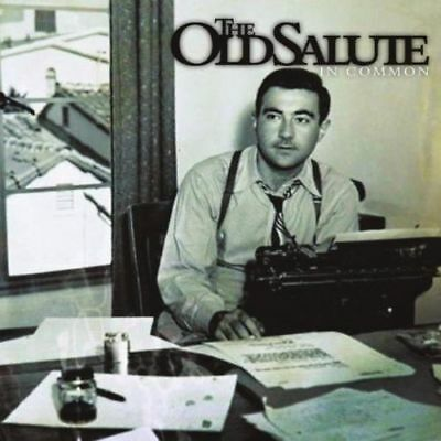 Old Salute - In Common New Cd
