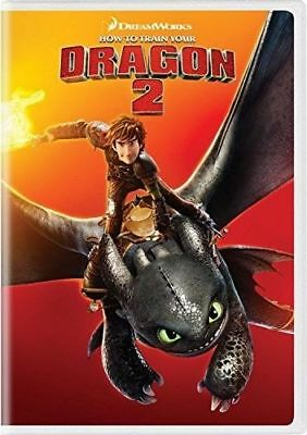 How To Train Your Dragon 2 New Dvd