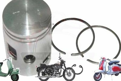 Vespa Piston Kit Assembly 66.65 Mm 2 Number Px 200 Px200E Efl Cosa @au