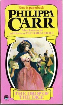 The Drop of the Dice by Carr, Philippa Paperback Book The Cheap Fast Free Post