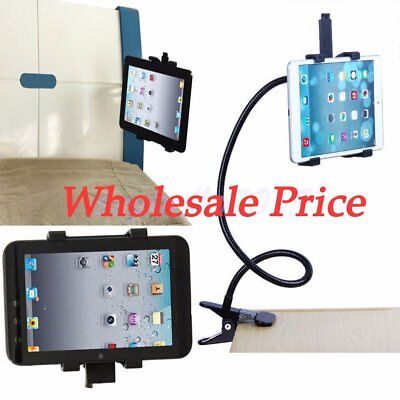 Lot Universal Lazy Bed Desktop Car Stand Mount Holder Stand For iPad 2/3/4 SAW