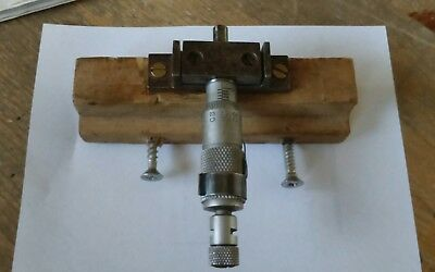 Moore & Wright 52 Micrometer