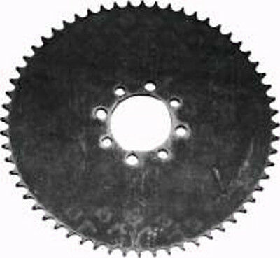 Go Cart Sprocket 60 Tooth For #40,41 &420 Chain  Wao: 8249
