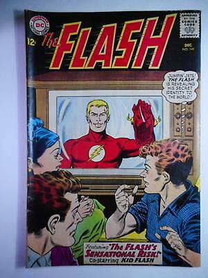 The Flash #149 (Dc 1St Series 1959) G/vg 3.0