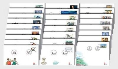 Groenland / Greenland - Postfris/MNH - FDC Yearpack 2018