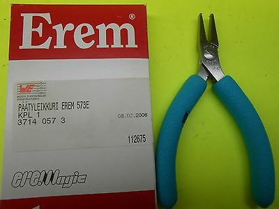 EREM COOPER Tools P-573E Full Flush Cutter Plier (NEW)