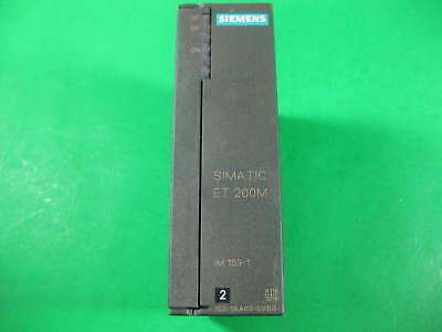 Siemens Interface Module S7 ET200M 6ES7-153-1AA03-0XB0 Used