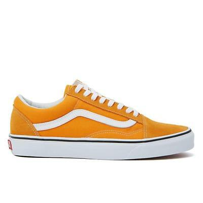 53aaa449b0f9d0 Vans UA Old Skool Dark Cheddar White Men Lifestyle New Shoes skate  VN0A38G1UKU
