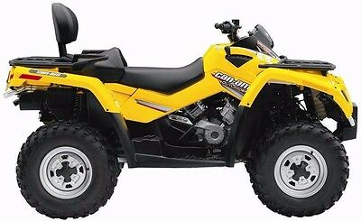 ATV GRAPHICS BRP Can-am 800 outlander decals Defoult mr amr xmr G1