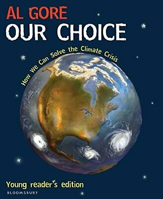 Our Choice by Gore, Al Paperback Book The Cheap Fast Free Post