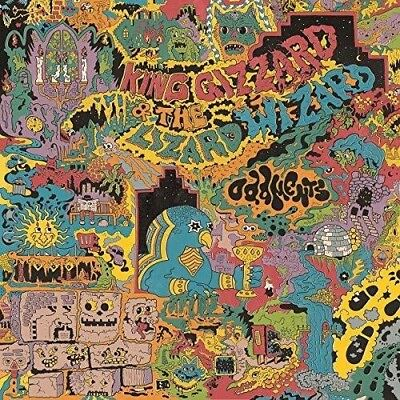 King Gizzard and the Lizard Wizard - Oddments [New Vinyl] Reissue