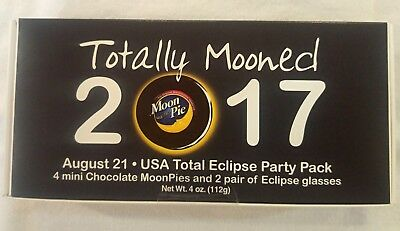 MoonPie Totally Mooned 2017 Eclipse Party Pack