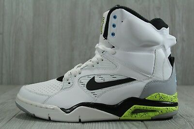 34 RARE NIKE Air Command Force Basketball Shoes Billy Hoyle Sz 10 684715 100