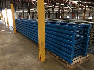 Dexion Pallet Racking Frame 7602 x 838mm Pre Owned