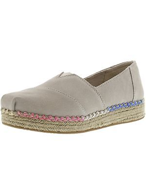 0d261bd2b86 TOMS WOMENS NATURAL Arrow Embroidered Mesh Women s Classics msrp60 ...