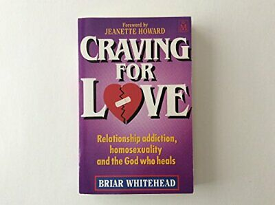 Craving for Love by Whitehead, Briar Paperback Book The Cheap Fast Free Post