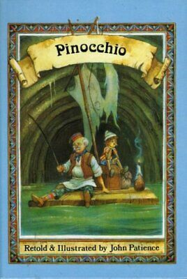 Pinocchio (Read-with-me Fairy Tales) Hardback Book The Cheap Fast Free Post