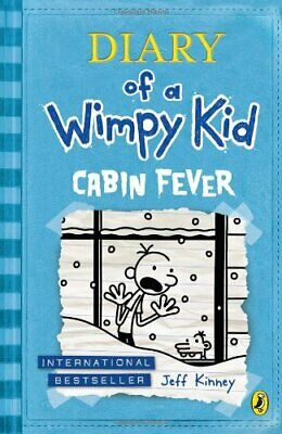 Cabin Fever (Diary of a Wimpy Kid book 6) by Kinney, Jeff Book The Cheap Fast