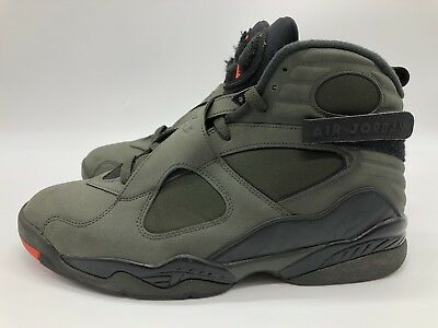 5ce91d1075e60a 2017 Nike Air Jordan 8 Retro Take Flight Sz 10.5 (4949) 305381-305
