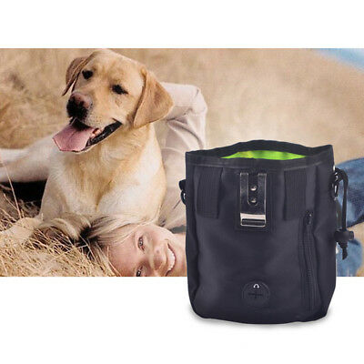Dog Treat Pouch Training Bag for Carrying Snacks and Toys Professional Pouch