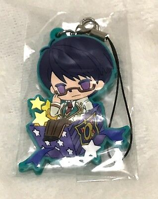 Starmyu, Hiragi Tsubasa Kao Council Rubber Strap Charm with Lariat, One Sided
