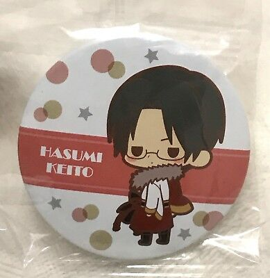 The Ensemble Stars, Idol Band Unit Akatsuki, Keito Hasumi Round Can Button