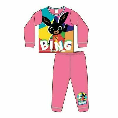 GIRLS CBeebies BING BUNNY, FLOP & SULA PYJAMAS AGE 18-24 months up to 4-5 years