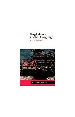 English as a Global Language by Crystal, David Paperback Book The Cheap Fast
