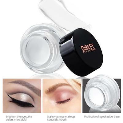 QIBEST Brightening Waterproof Anti-smudge Eye Shadow Primer Makeup Tools