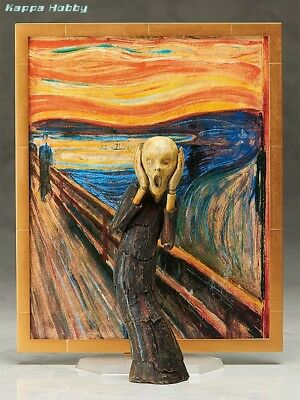 FREEing figma - The Table Museum: The Scream (re-run) [PRE-ORDER]