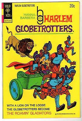 Harlem Globetrotters #7, Near Mint Minus Condition'