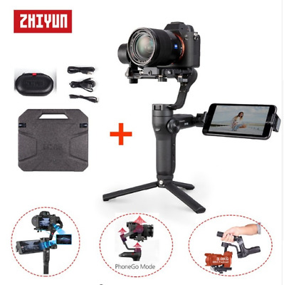 Zhiyun WEEBILL LAB 3 Axis Handheld Gimbal Wireless Image Transmission
