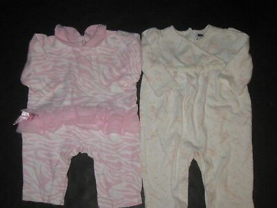 5496f0bda7bd Baby Girl 3-6 Month Janie   Jack Kyle Deena Rompers Jumpsuits One Piece  Outfits
