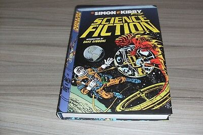 The Simon & Kirby Library Science Fiction Hardcover Book New Joe Jack Titan Gn
