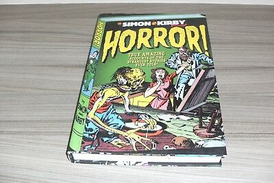 The Simon & Kirby Library Horror Hardcover Book New Joe Jack Titan Graphic Novel