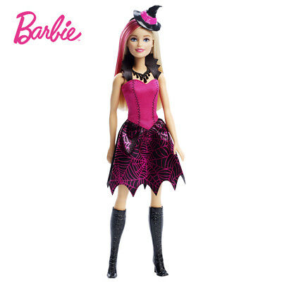 Barbie Doll Halloween Clothes Girls Holiday Toys Gift Girls New Baby
