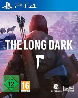 PS4 Spiel The Long Dark DEUTSCH NEU & OVP