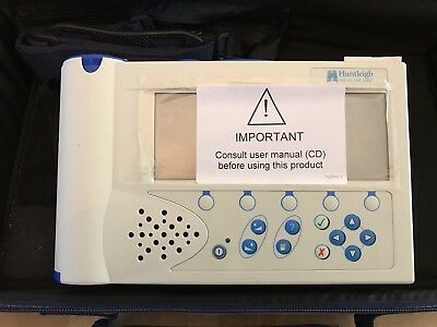 Huntleigh Dopplex Diabetic Vascular Assist Arterial PPG Vasculitis Monitor