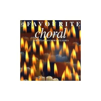 Various Artists - Favourite Choral Classics - Various Artists CD K1VG The Cheap