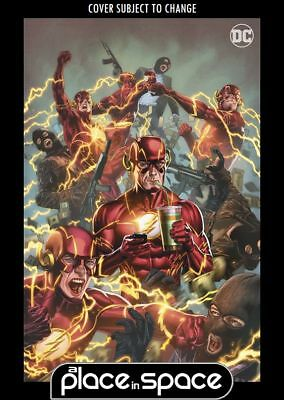 Flash, Vol. 5 #57B - Porter Variant  (Wk43)