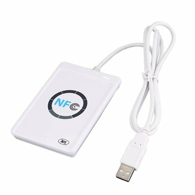 13.56KHZ RFID ID Card Reader Writer Copier Duplicater Programmer NFC +IC Card BI