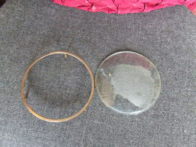 Small Clock Bezel And Glass