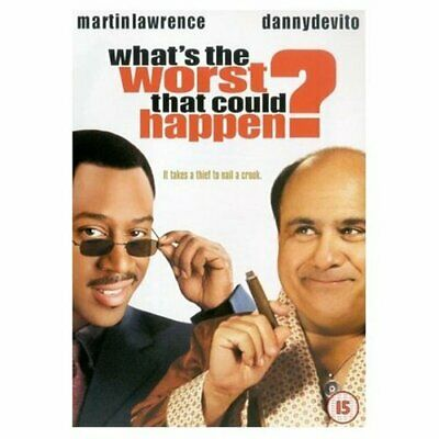 What's the worst that could happen(2002) [region 2] (PAL) (DVD) - DVD  RAVG The